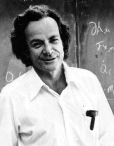 Richard P. Feynman Photo